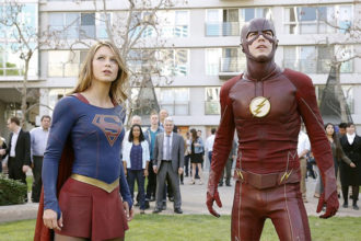 Supergirl e Flash