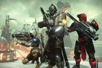 Destiny: Ascensão do Ferro