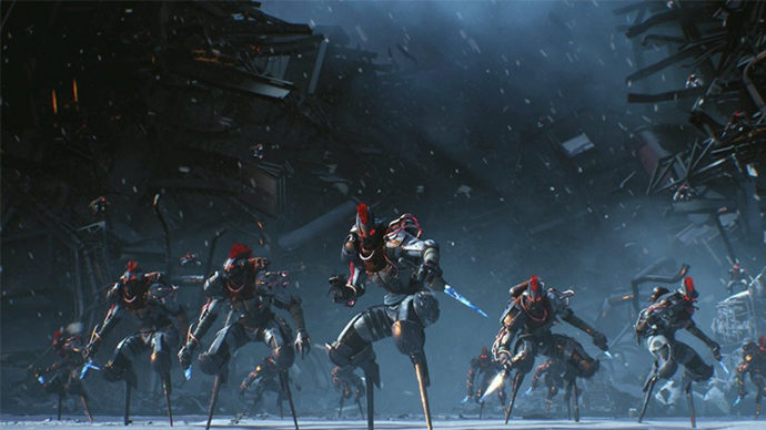 Destiny - novo Cosmódromo
