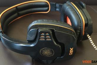 OEX Headset USB Target HS 203