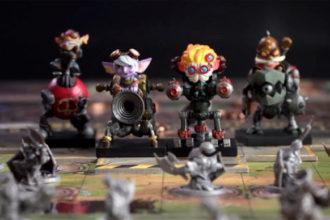 League of Legends - Mechs vs Minions