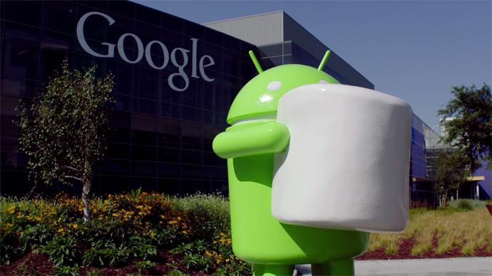 Android 6.0 Marshmallow - jogo secreto