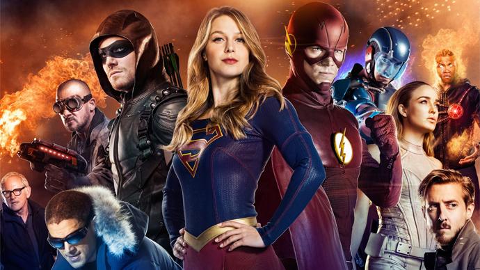 Arrow e Flash na Warner