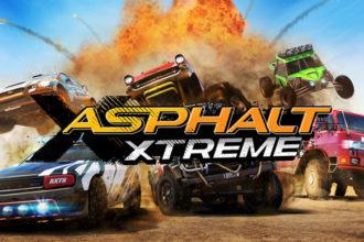 Asphalt Xtreme - Gameloft