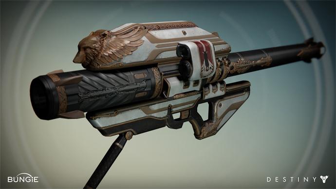 Destiny - Gjallarhorn