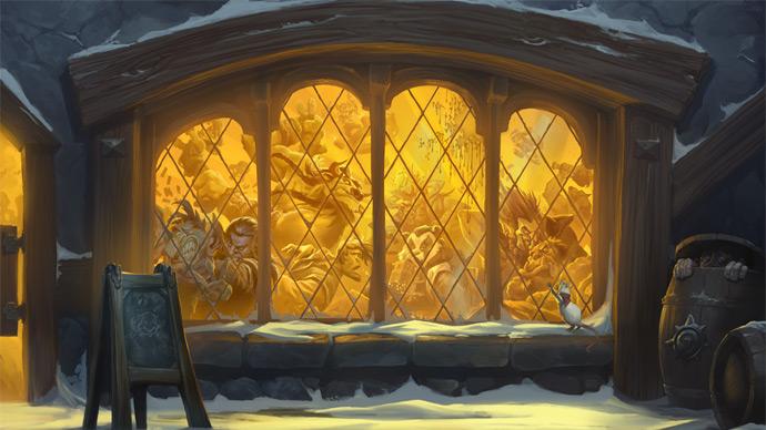 Hearthstone - Contenda de Taverna
