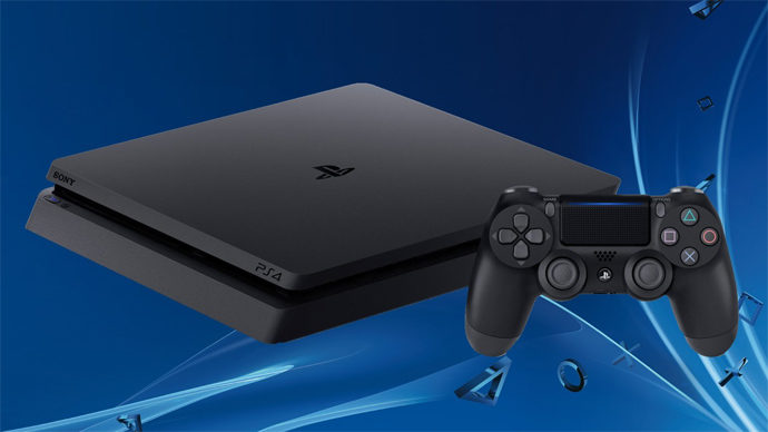 PS4 Slim - PlayStation Tournaments