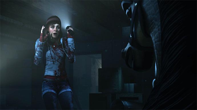 Until Dawn e outros jogos de terror
