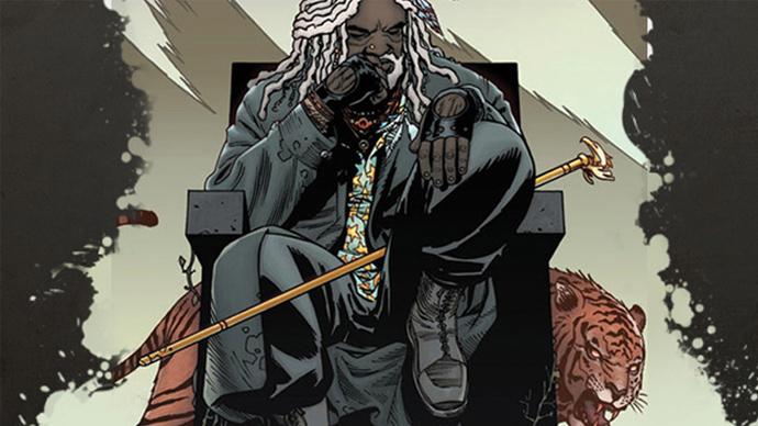 Walking Dead - Ezekiel