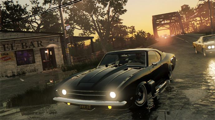 Mafia 3 - carro