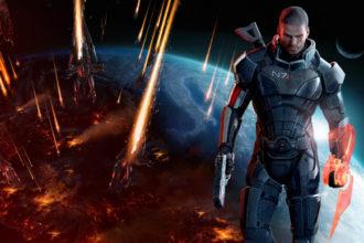 Trilogia Mass Effect