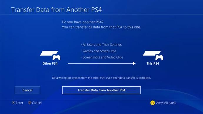 PS4 para PS4 Pro