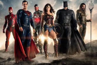 Liga da Justiça e outros filmes nerds