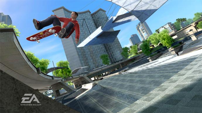 Skate 3 no EA Access