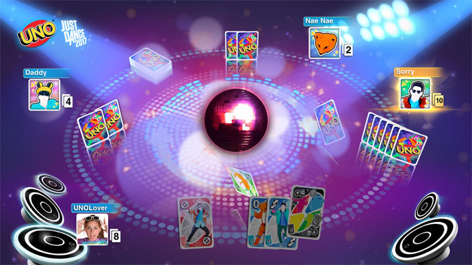 UNO para PC com Just Dance