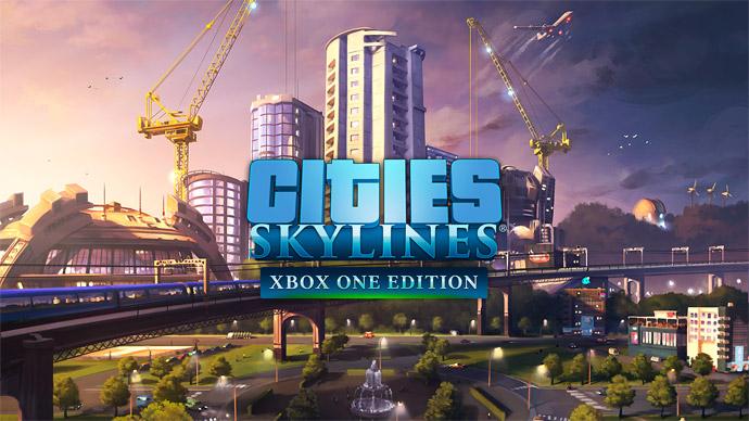 Cities Skylines - Xbox One