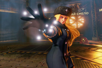 Street Fighter 5: Kolin