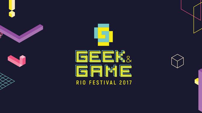 Geek & Game Rio Festival - GGRF 2017