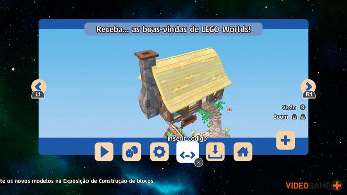 LEGO Worlds - códigos