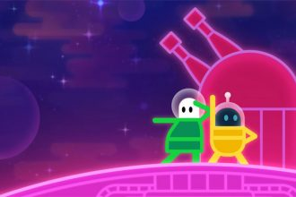 Lovers in a Dangerous Spacetime na PS Plus