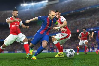 PES 2017 - requisitos
