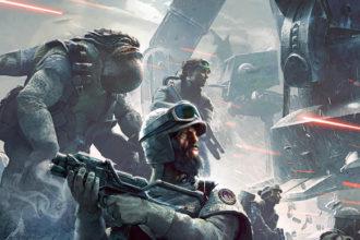 Livro Star Wars Battlefront: Companhia do Crespúsculo