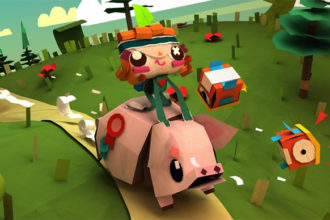 Tearaway Unfolded na PS Plus