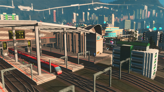 Cities Skylines: DLC Mass Transit