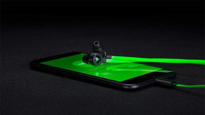 Razer Hammerhead para iOS