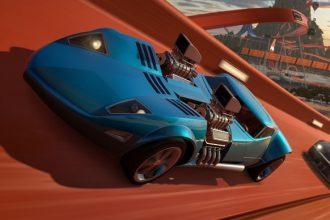 Forza Horizon 3 com DLC Hot Wheels