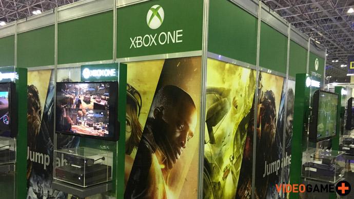 Xbox One - estande