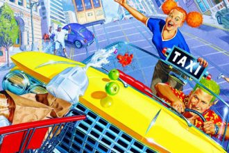 Crazy Taxi da SEGA