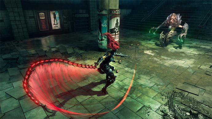 Darksiders 3 com Fury