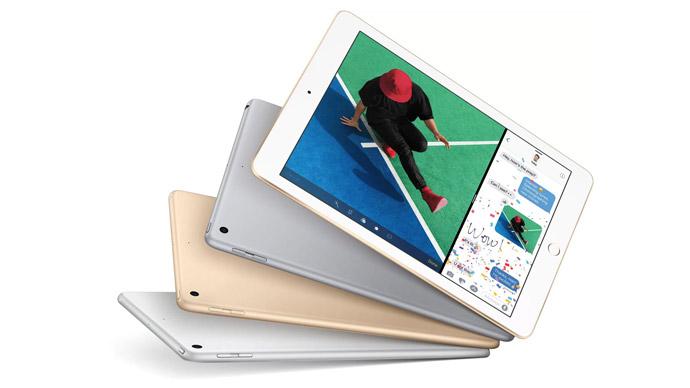 novo iPad 2017 no Brasil