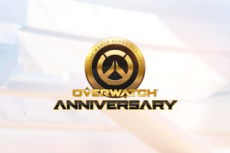 Overwatch - aniversário