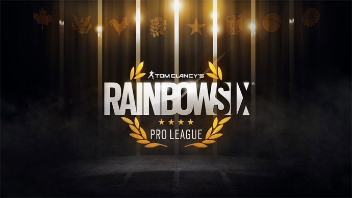 Pro League de Rainbow Siex Siege