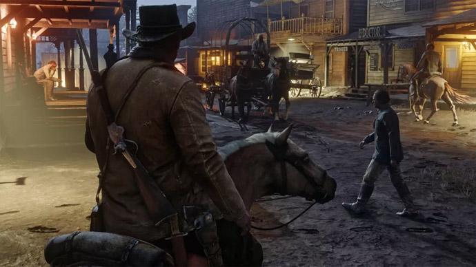 Lançamento de Red Dead Redemption 2 é adiado para 2018