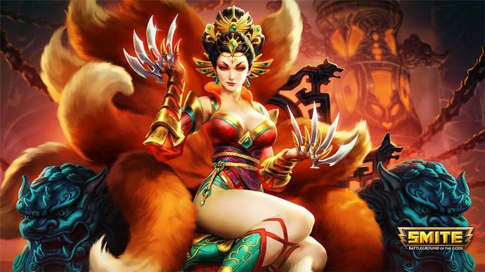 Smite - nova deusa Da Ji