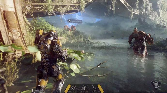 Anthem da BioWare na E3 2017