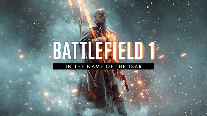 Trailer do Exército Russo para Battlefield 1