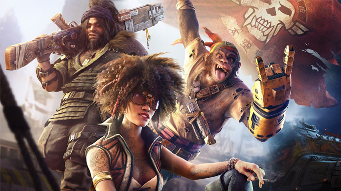 Beyond Good and Evil 2 na E3 2017