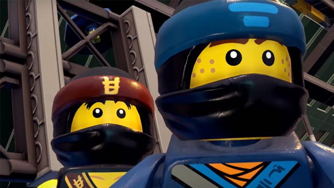 LEGO Ninjago: O Filme Videogame