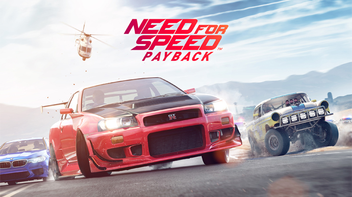 Mais detalhes de Need for Speed Payback