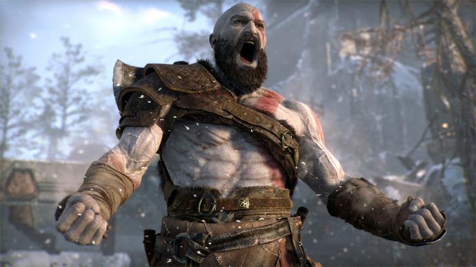 Novo God of War na E3 2017