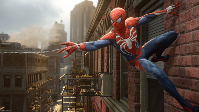 Spider-Man do PS4