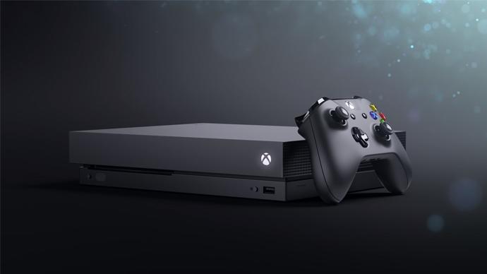 Xbox One X na E3 2017