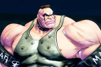 Street Fighter 5 - Abigail