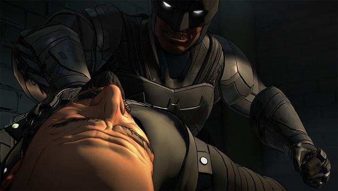 Batman: The Enemy Within da Telltale