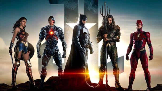 Liga da Justiça na San Diego Comic-Con