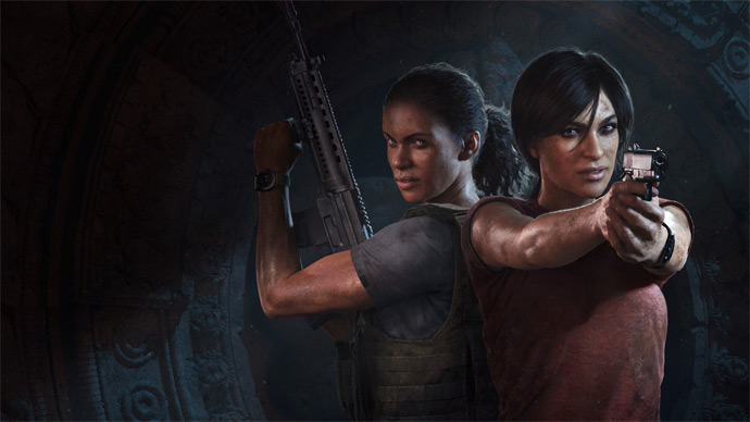 The Lost Legacy tem novo gameplay divulgado — Uncharted